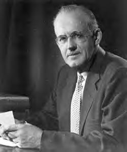 Christian and Missionary Alliance Preacher, Author and Man of God, A. W. Tozer
