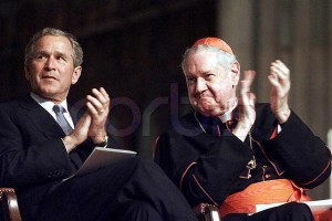 Bush-and-Egan-applauding-300x200