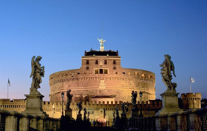 Castle-of-St.-Angelo-Rome