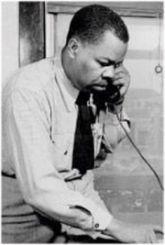 Frank Marshall Davis, Barry Davis Obama's Communist Father, Chicago, 1960s