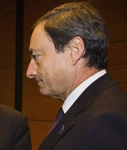 Knight of Malta: Mario Draghi, President of European Central Bank, 2011