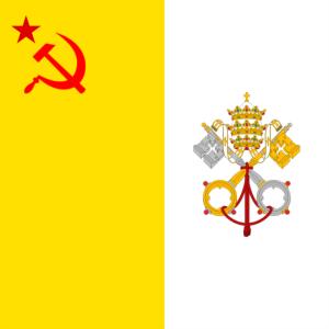 True Flag of Communist USSR/Russian Federation