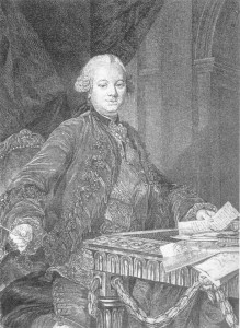 Freemason Louis Choiseul, Chief Minister to King Louis XV of France, Aided in Expelling Jesuits From France, 1764