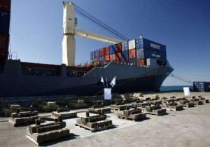 Israel Seizes 50 Tons of Weapons from Iranian Ship, March 11, 2011