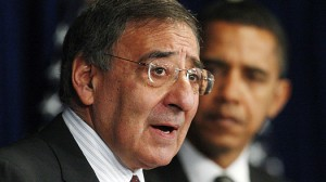Knight of Malta/DCI Leon Panetta with Davis/Obama