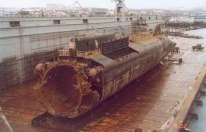 "Russian Submarine ""Kursk,"" 2001"