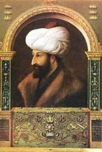 Mehmed II Conquered Apostate Orthodox Constantinople, 1453
