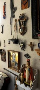 Morris Dees House Occult/Papal Objects, 6 of 6
