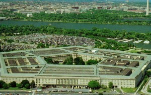 Pentagon, Joint Chiefs of Staff Headquarters, Washington, D.C.
