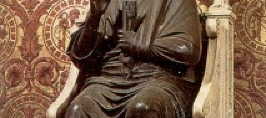December 7, 2009: Pope Boniface VIII on Temporal Power
