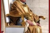 Merry Mass-of-Christ: Woman Knocks Pope Benedict XVI to Vatican Floor!