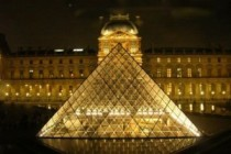 Louvre Museum Pyramid: Linked to 666, Number of Future Risen Pope/Man-Beast