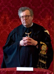 Fra' Matthew Festing, 79th Grand Master, Knights of Malta, 2009