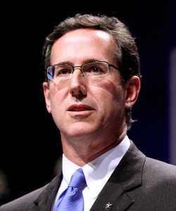Knight of Malta: Rick Santorum Calling for War on Iran, 2011