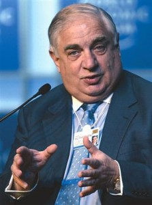 Papal Knight Peter Sutherland, Goldman-Sachs, Bilderberger