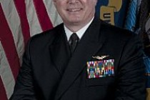 Jesuit Coadjutor Vice Admiral Gerald R. Beaman: Commander of US Third Fleet