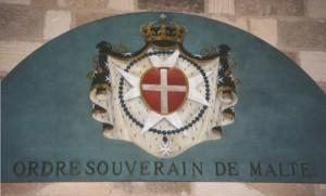 Symbol of the Knights of St. John of Jerusalem/Knights of Malta