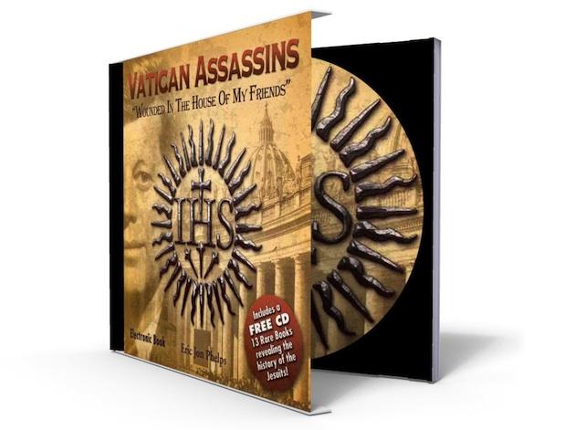 Resultado de imagem para Eric Jon Phelps, autor do livro Vatican Assassins