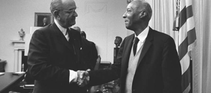 Manning Johnson: Negro American Patriot and Racial Separatist Attacking NAACP Integration